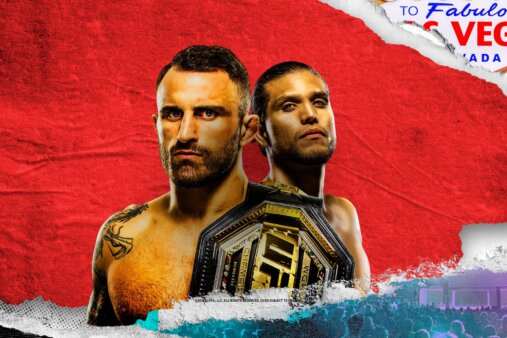 UFC 266 AO VIVO