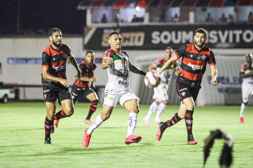 Brusque x Vitória AO VIVO pelo Campeonato Brasileiro Série B de 2021 (Foto: Reprodução/ Flickr oficial do Brusque FC)