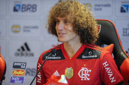 David Luiz flamengo