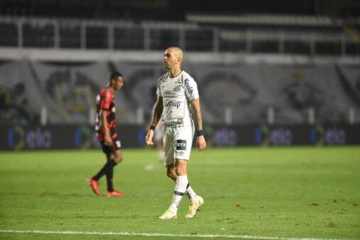Santos - Diego Tardelli