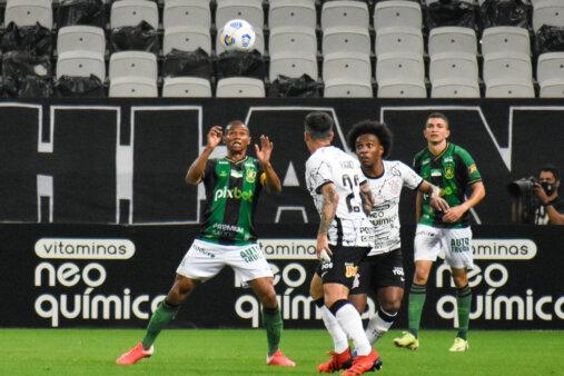 Corinthians - América-MG