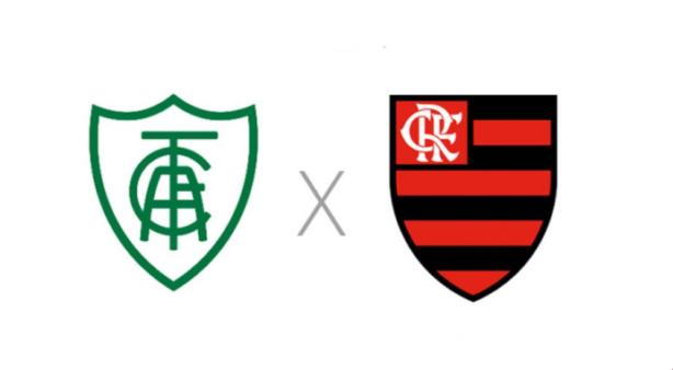 América-MG x Flamengo