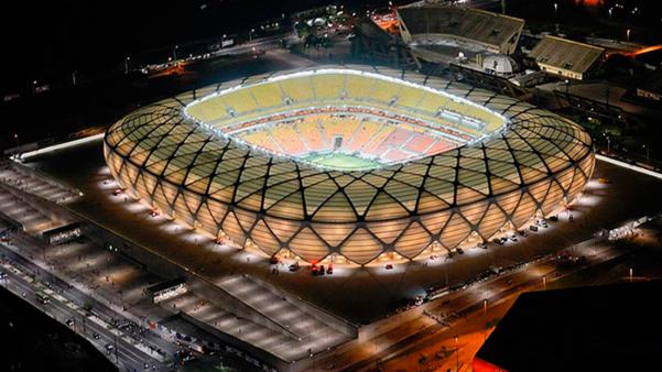 Arena da Amazônia: Brasil