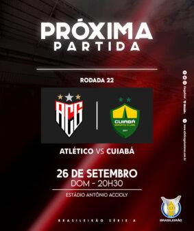 Atlético-GO x Cuiabá guia