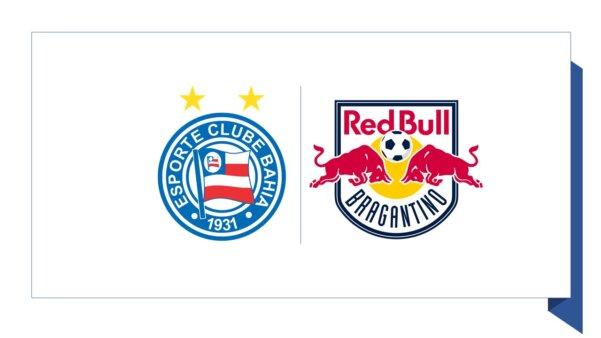 Bahia x Red Bull Bragantino