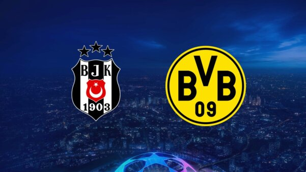 Besiktas x Borussia Dorrtmund