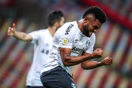 Borja vive ótimo momento no Grêmio.
