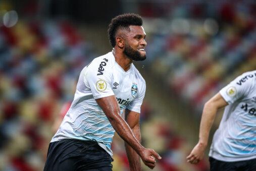 Borja, Grêmio, Palmeiras