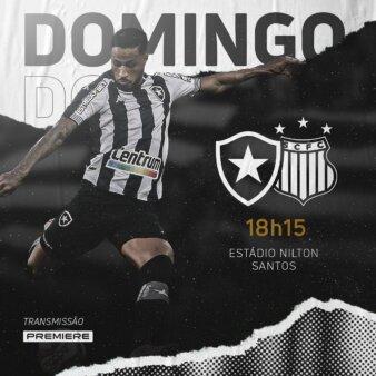 Botafogo x Sampaio Corrêa guia