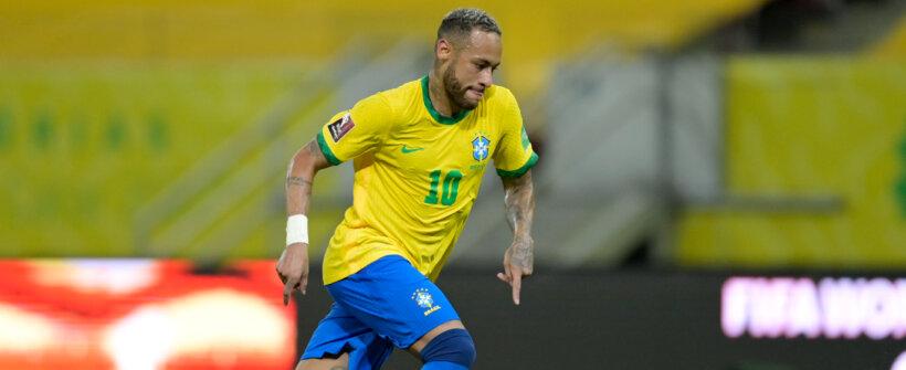 Brasil tem marca impressionante com Neymar em jogos por competições