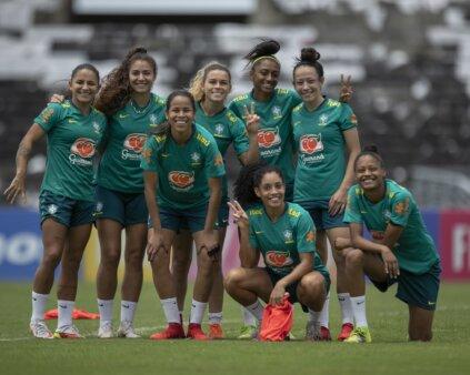 Brasil x Argentina Seleção Feminina AO VIVO