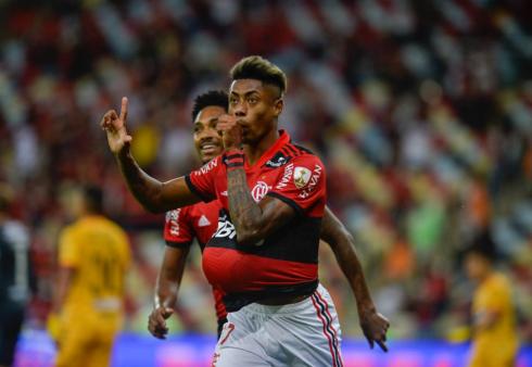 Bruno Henrique Notícias do Flamengo