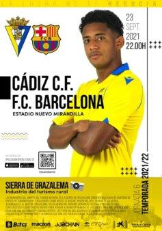Cádiz x Barcelona guia