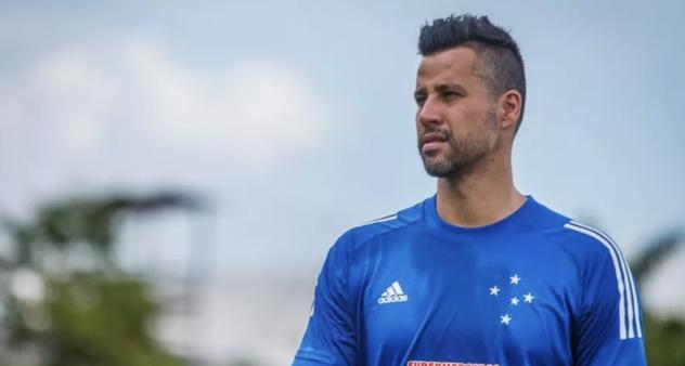 Fábio goleiro Cruzeiro