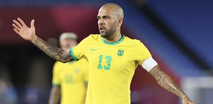 Daniel Alves notícias do futebol