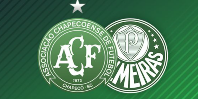 Chapecoense x Palmeiras