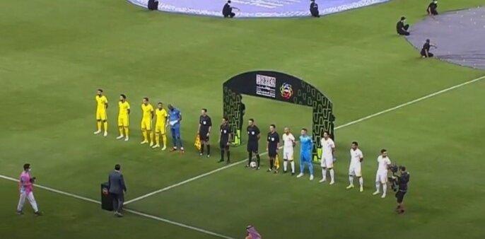 Clássico na Arábia tem cinco jogadores de cada lado por campanha