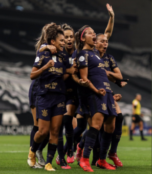 Corinthians x Palmeiras Brasileirão Feminino