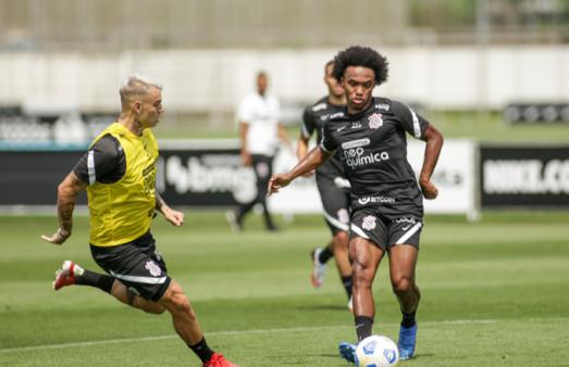 Corinthians busca engrenar no Brasileirão.