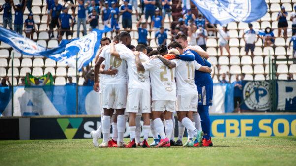 Cruzeiro x Operário guia