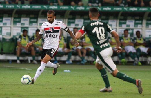 Daniel Alves no Palmeiras