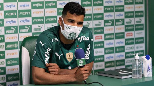 Palmeiras, Danilo Barbosa