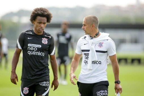 Desfalques Corinthians Atlético-GO