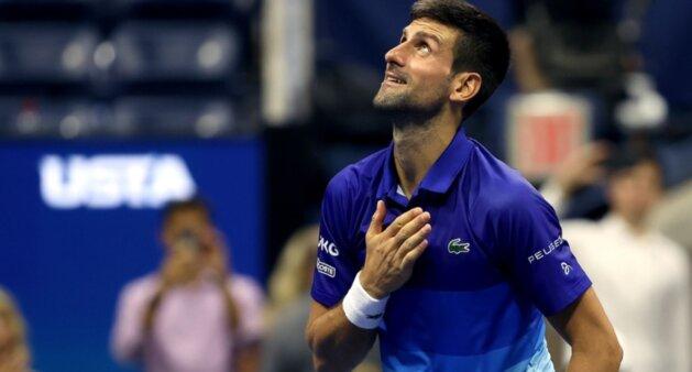 Em 5 sets, Djokovic bate Zverev e avança para sua 31ª final de Grand Slam