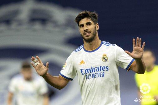 Real Madrid 6-1 Mallorca: Asensio
