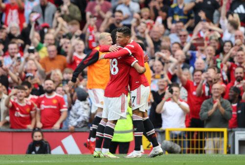 Cristiano Ronado: Manchester United - Newcastle