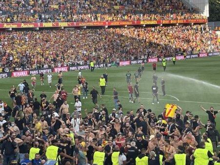 Lille x Lens: Invasão na Ligue 1