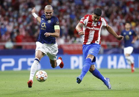 Atlético de Madrid 0-0 Porto