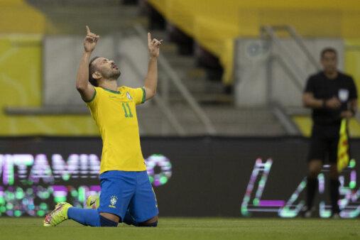Éverton Ribeiro seleção brasileira
