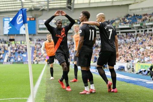 Everton x Burnley guia