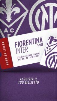 Fiorentina x Inter de Milão guia