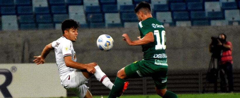 Brasileirão: Fluminense e Cuiabá empatam em jogo agitado na Arena Pantanal