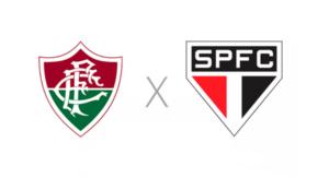 Fluminense x São Paulo ao vivo