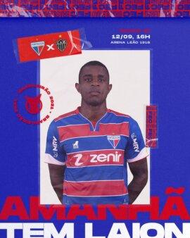 Fortaleza x Atlético-MG guia