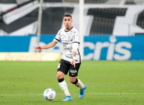 Gabriel será desfalque no Corinthians.