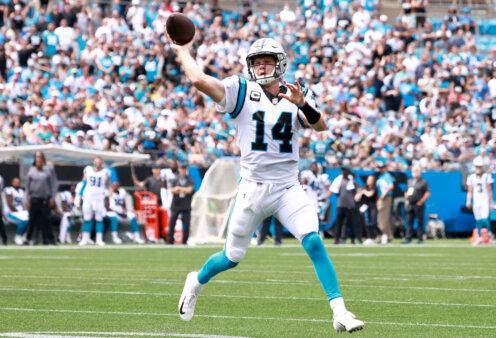 NFL: O que esperar do Thursday Night Football entre Texans e Panthers?