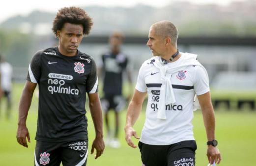Willian Anvisa Corinthians
