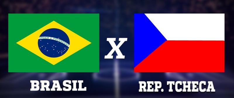 Brasil x República Tcheca