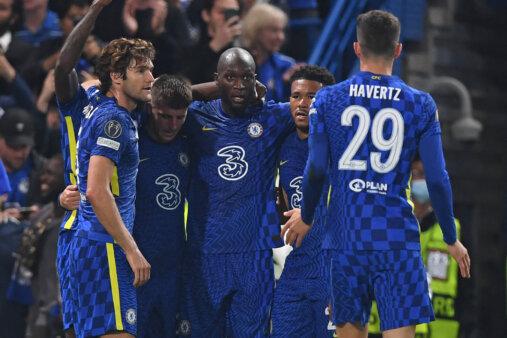 Provável escalação Chelsea Tottenham