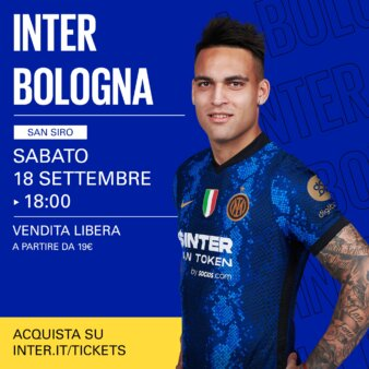 Inter de Milão x Bologna guia