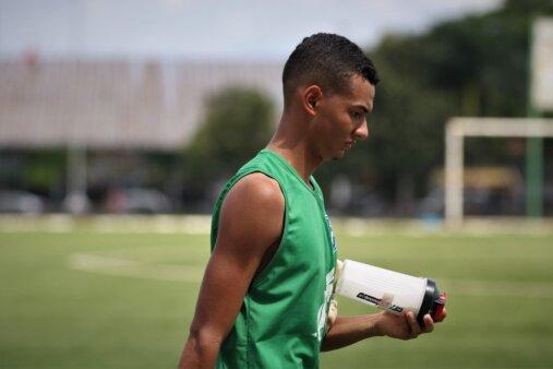 Júlio Cézar renovou com o Paysandu, mas está de saída