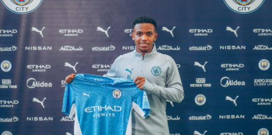 kayky - Mercado da Bola: Manchester City apresenta atacante que estava no Brasileirão