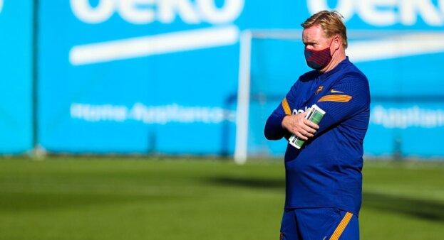 Koeman elogiou novo reforço do Barcelona.