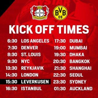 Leverkusen x BoLeverkusen x Borussia Dortmund guiarussia Dortmund guia