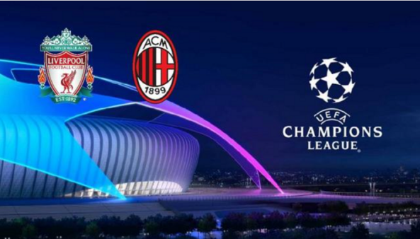 Milan e Champions se encararam pela Champions League.