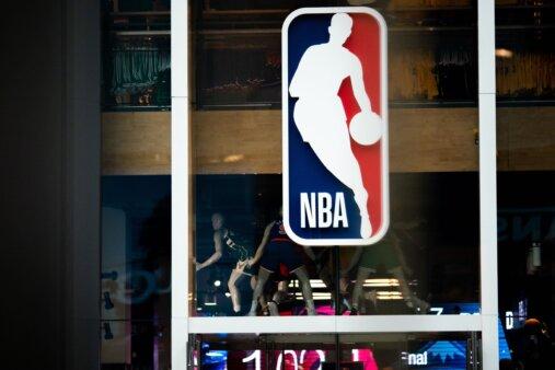 Logo da NBA